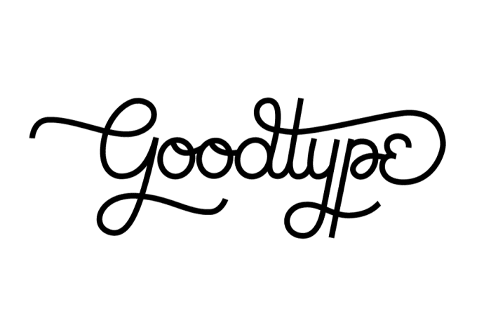 Goodtype logo